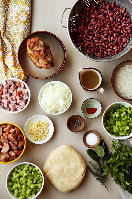 how to make mexican red beans and rice