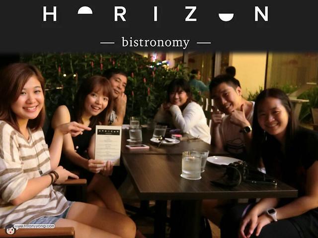 Christmas Dining Horizon Bistronomy Group