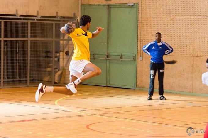 Jour 2 : Finalités Inter Pôles (Handball)