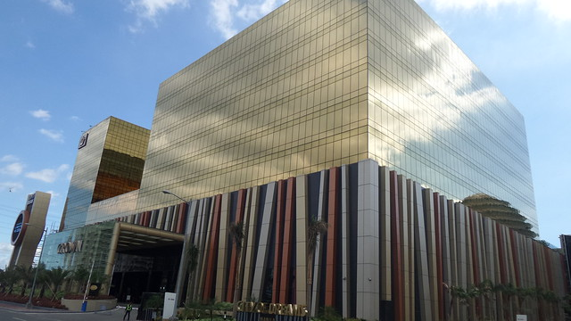 Crown Towers COD Manila