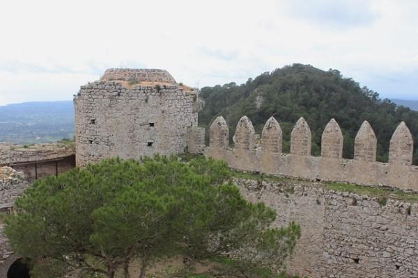 Santueri Castle, Mallorca