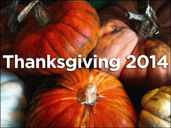 Thanksgiving 2014