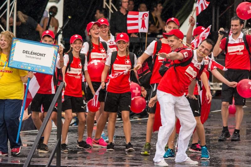 Opening Ceremony - Lake Macquarie ICG 2014_20141207_DSC4728