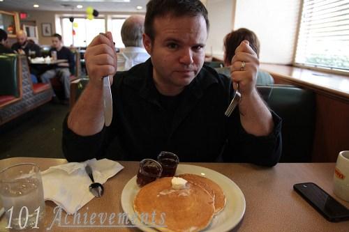 Pancake Eating Contest 1