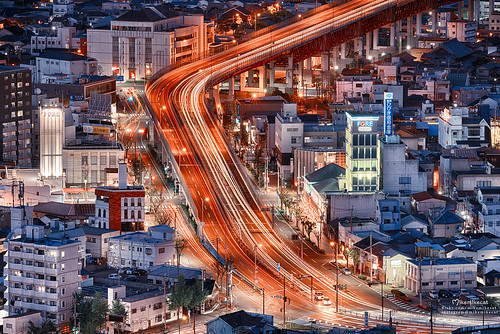 若戸大橋 Wakato Bridge