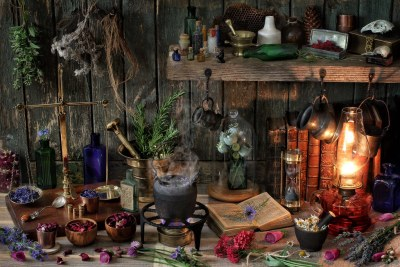 Herbalist's Workshop