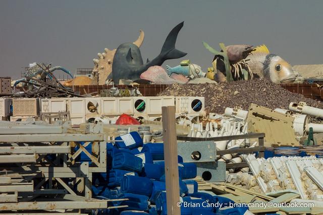 Scrap Giant Sea Creatures