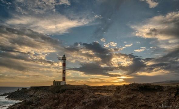 Old Light House near Abades - Nikon D800E & Rokinon Shift & Tilt 3,5/24mm