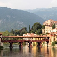 A very picturesque Bassano del Grappa
