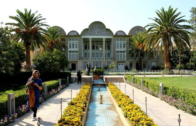Jardines Eram Shiraz