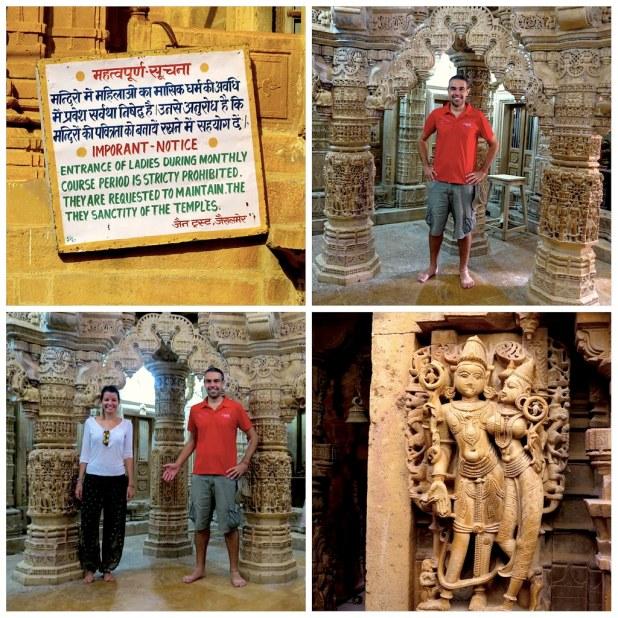 Templos Jaisalmer
