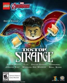 LEGO Marvel Avengers DLC Doctor Strange