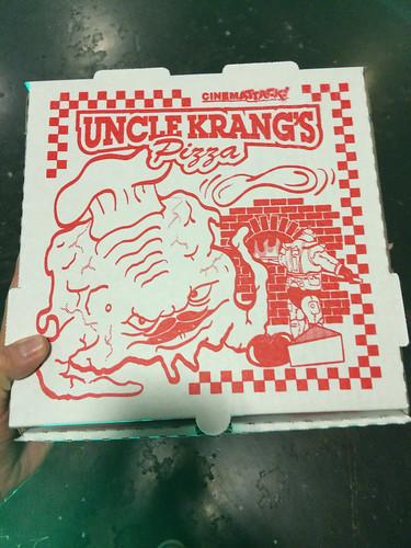 Uncle Krang's Pizza