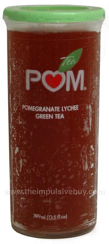 Pom Pomegranate Lychee Green Tea