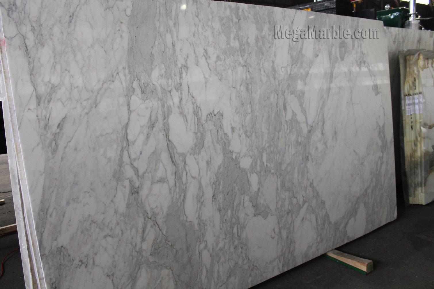Calacatta Slab 310 x188 3cm Marble