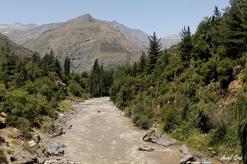 Río Maipo - Cajón del Maipo - San Alfonso