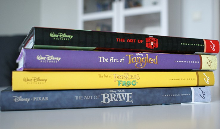 Disney taidekirjat - Disnerd dreams