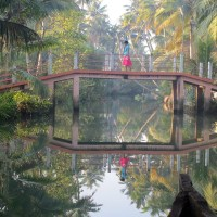 Backpacking India: Munroe Island - Kerala Backwaters