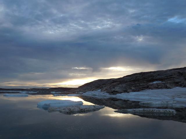Reflections of Repulse Bay