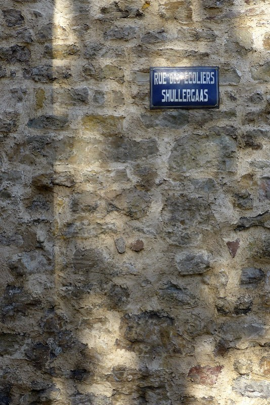 Echternach (Luxembourg) - 10 - Rue des écoliers - Shullergaas