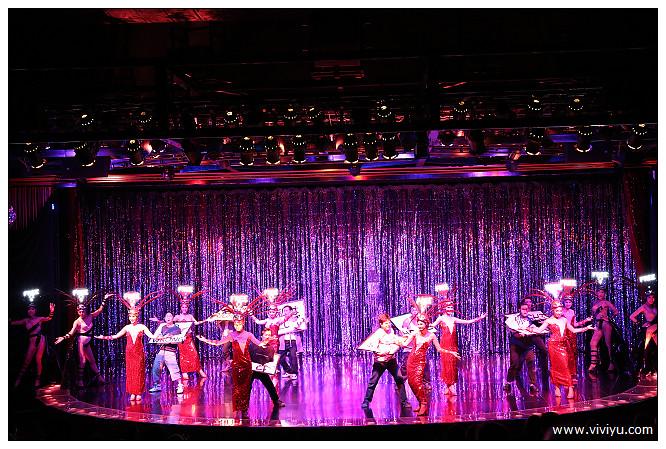 Asiatique,The Calypso Cabaret Show克利普,人妖秀,曼谷,河濱夜市,泰國 @VIVIYU小世界