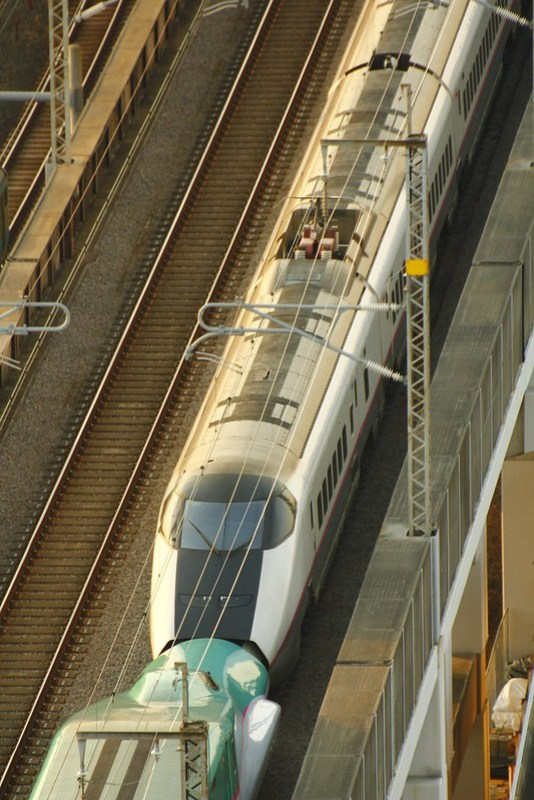 Tohoku Shinkansen Series E5+E3