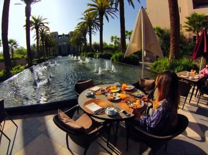 Un placer desayunar así cada mañana Four Seasons Marrakech, oasis en la ciudad roja Four Seasons Marrakech, oasis en la ciudad roja 15907896935 ceeff4050d h