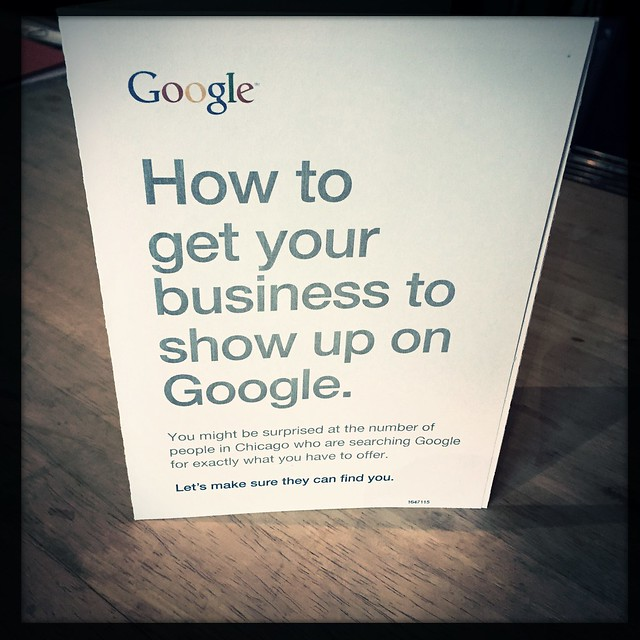 How to Get Your Business To Show Up On Google