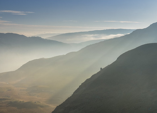 'Morning Haze' - Nant Gwynant, Snowdonia
