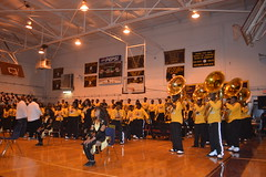 007 Whitehaven High School Band