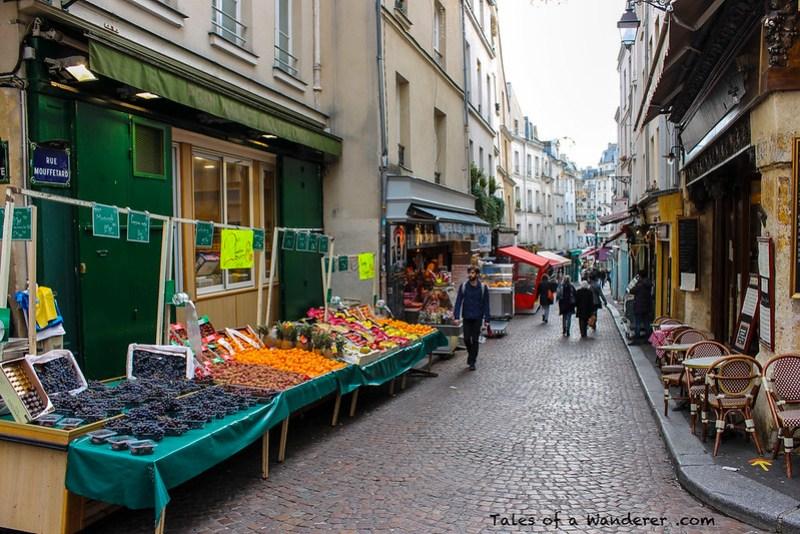 PARIS - Rue Mouffetard