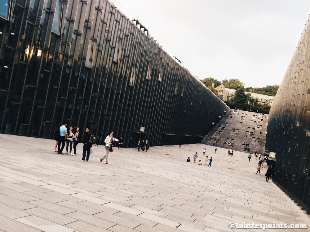 1 Oct 2014: EWHA Womans University | Seoul, South Korea