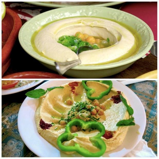 Hummus Jordania