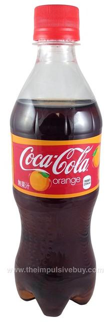Coca-Cola Orange (Japan)
