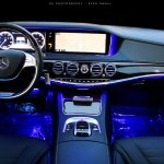 Install Ambient Lighting Mercedes The Future