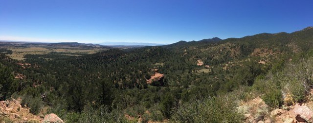 Picture from Aiken Canyon Preserve