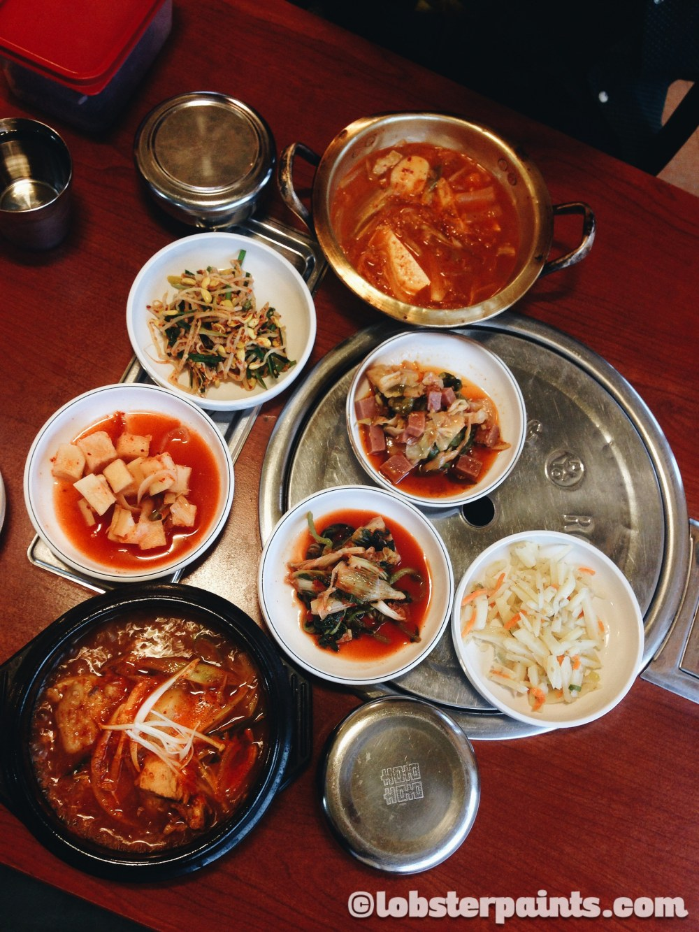 2 Oct 2014: Brunch at Chungjeongno | Seoul, South Korea