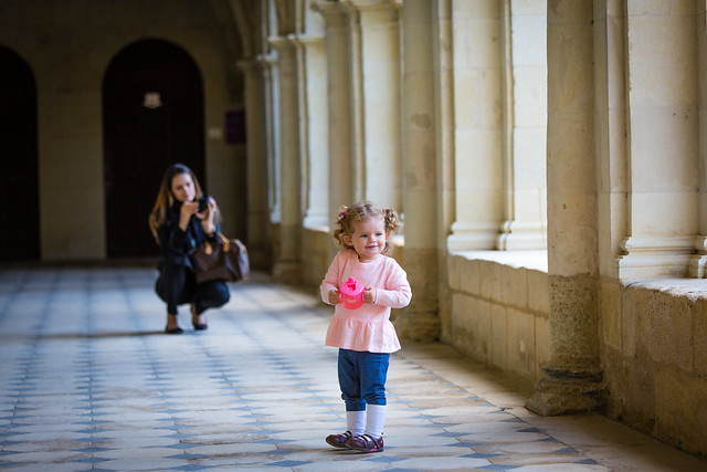 Isabella at the Abbey