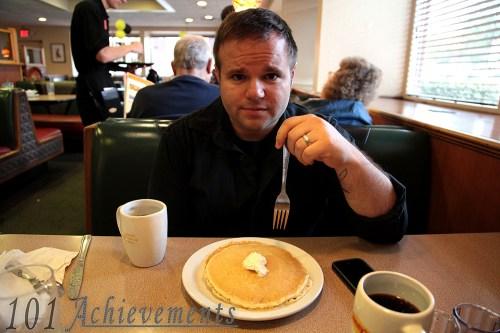 Pancake Eating Contest 6