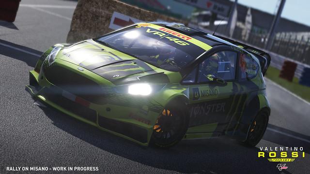 Valentino Rossi: Das Spiel