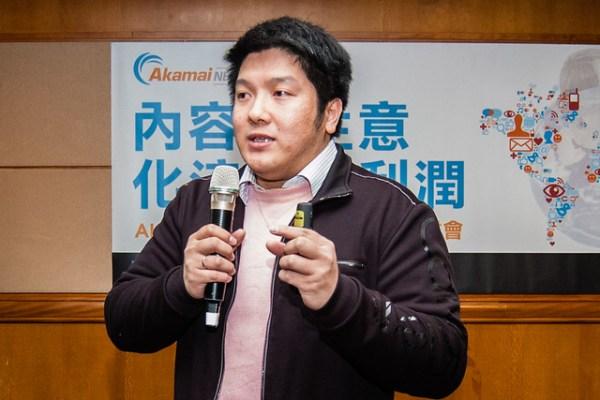 零壹科技應用服務部技術顧問陳鳴豪