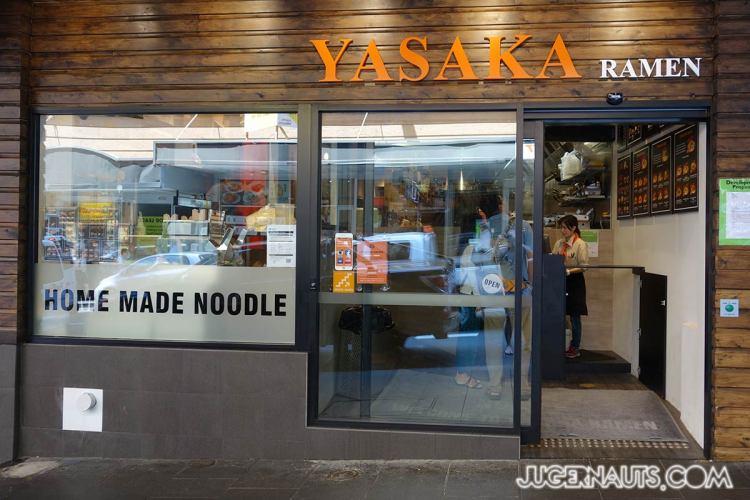 Yasaka Ramen - Sydney CBD (11)