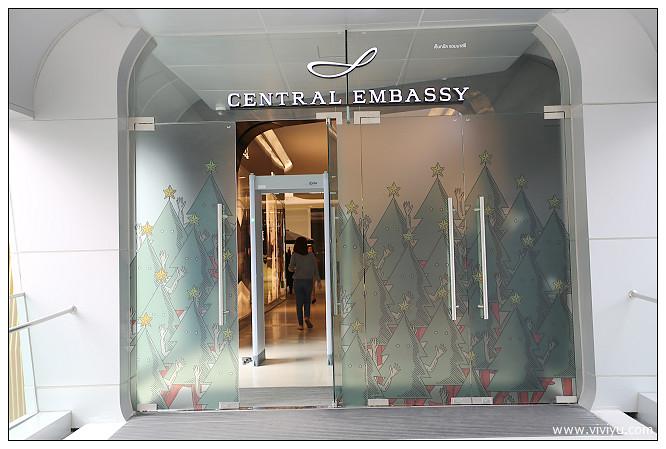 CENTRAL EMBASSY,ISSAYA,曼谷,泰國,甜點,美食,貴婦百貨 @VIVIYU小世界
