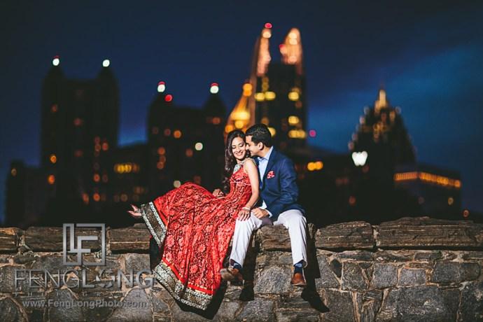 Atlanta Ismaili Indian Engagement Session