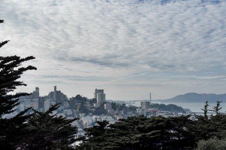 2015-01-04 Coit Tower - San Francisco