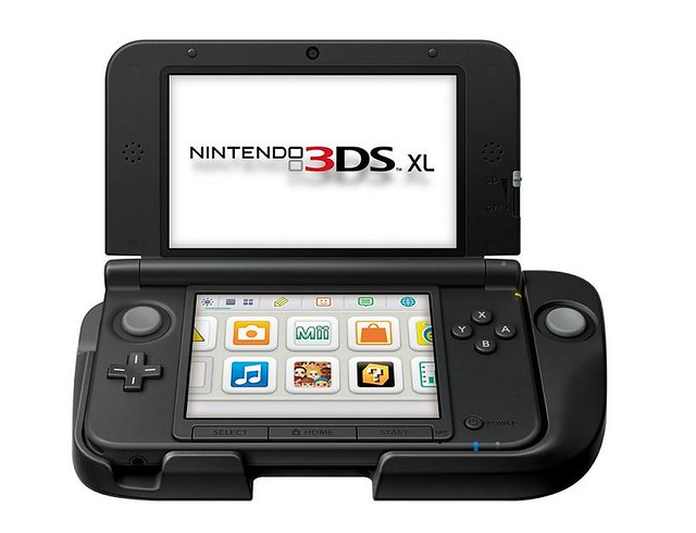 Nintendo 3DS XL consola portatil