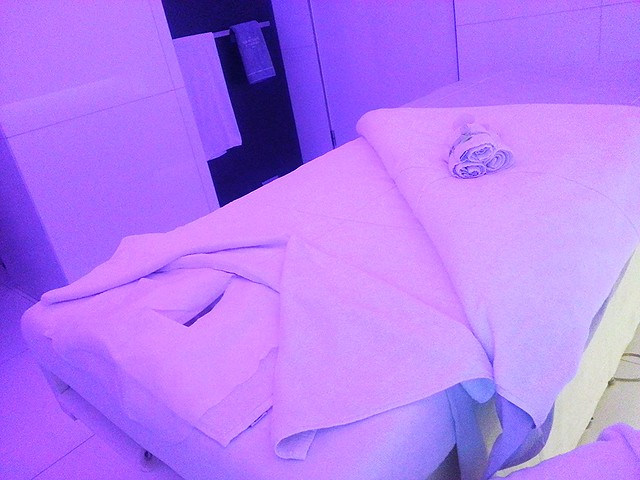 Spa My Blend au Royal Monceau Raffles, Paris.