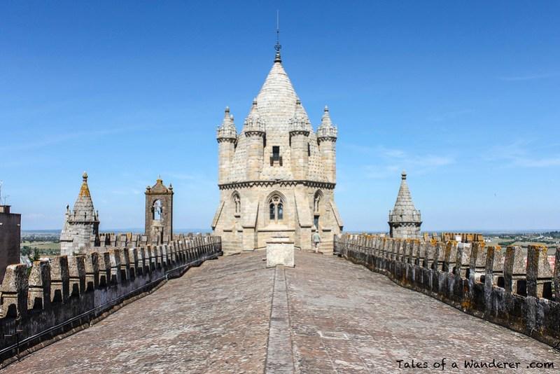 ÉVORA - Basílica Sé de Nossa Senhora da Assunção