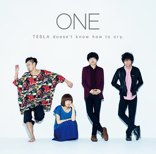 「ONE」<br/>2015.3.4 Release<br/>7曲入 / CD / TYCT-60057 / ¥1,700<br/>1. 国境はなかった<br/>2. MOTHER<br/>3. サイドセクション<br/>4. Imagination Gap Ground<br/>5. Tuesday<br/>6. メロル<br/>7. one