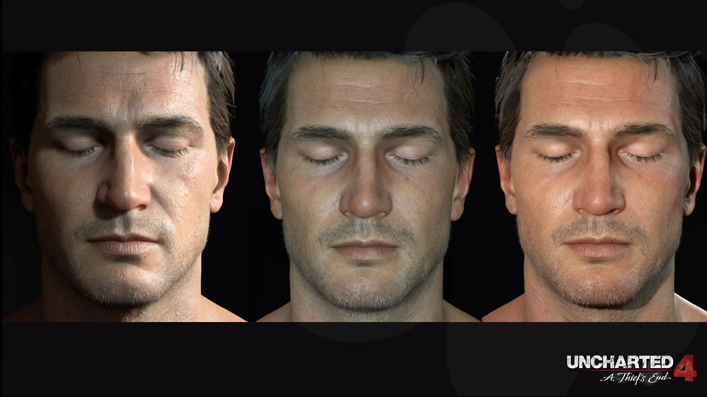 Naughty Dog: We've Completely Revamped Uncharted 4's Facial Animation Systems 1